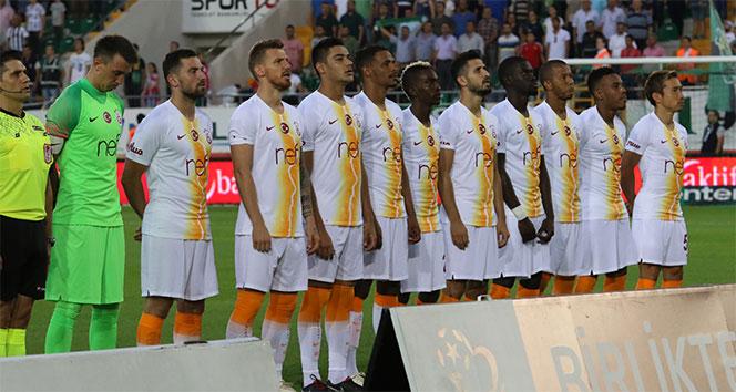 Galatasaray'a deplasman yaramıyor