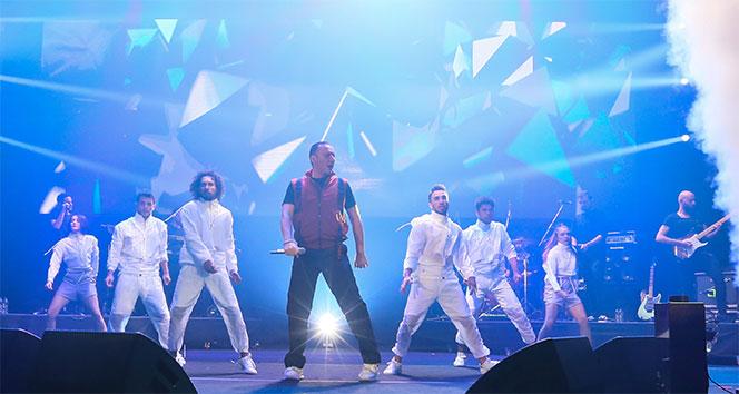 fizy İstanbul Müzik Haftası, yıldızlar geçidiyle son buldu