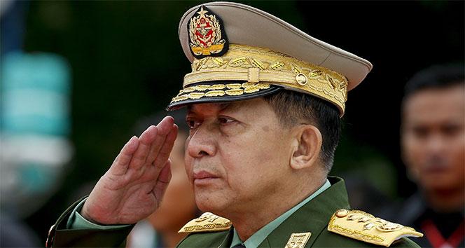 Myanmar Ordu Şefi: 'BM müdahale hakkına sahip değil'