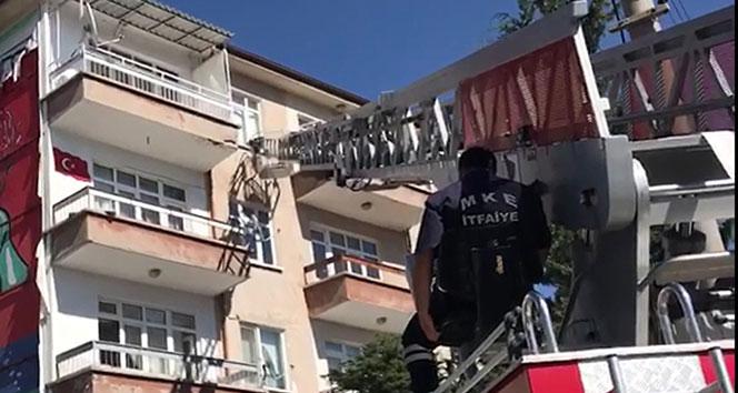Kırıkkale'de rehine krizi sona erdi