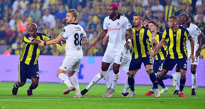 ÖZET İZLE: Fenerbahçe 1-1 Beşiktaş Maç Özeti Ve Golleri İzle | FB BJK Kaç Kaç Bitti?