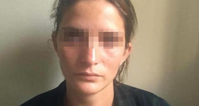3 aylık hamile kadın hırsızlıktan tutuklandı