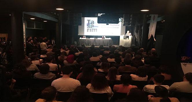 """4. İstanbul Tasarım Bienali'nde """"Akdeniz ve Göç"""" ele alındı"""