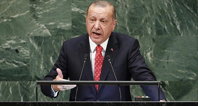 Cumhurbaşkanı Recep Tayyip Erdoğan: 'İnsanlığın ortak sesi olduğumuza inanıyoruz'