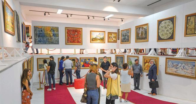 Kıbrıs Modern Sanat Müzesi sanatseverlere kapılarını açtı