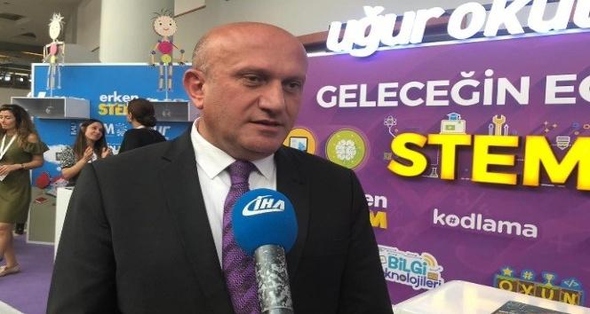 """Eğitim alanının en kapsamlı etkinliği """"VI. Zeka ve Yetenek Kongresi"""" Ankara'da başladı"""