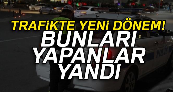 Drift yapanlara 5 bin Türk lirası ceza kesilecek