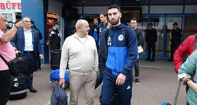 Bosna Hersek Milli Takımı Trabzon'da