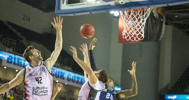 Türk Telekom Basketbol Takımı, İspanya ekibine yenildi