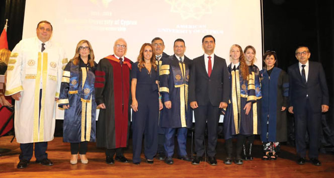 Kıbrıs Amerikan Üniversitesi 2018-2019 Akademik Yıl Açılışı gerçekleşti