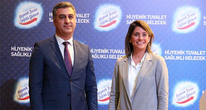 Domestos 'Hijyenik Tuvalet, Sağlıklı Gelecek' için İzmir'de
