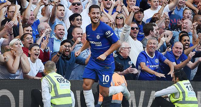 Eden Hazard: 'Ballon d'Or'u Modric kazanır'