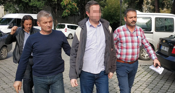 FETÖ'den aranan şahıs Samsun'da yakalandı