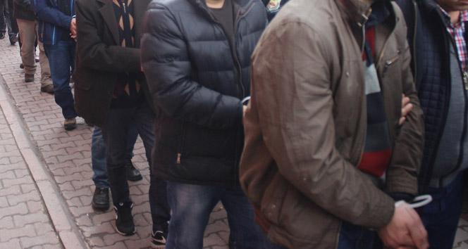 FETÖ'nün TSK yapılanmasına yönelik soruşturmada 23 tutuklama