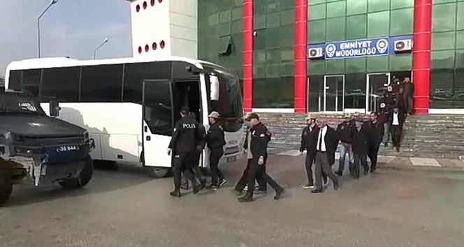 Van'daki terör operasyonunda 15 tutuklama