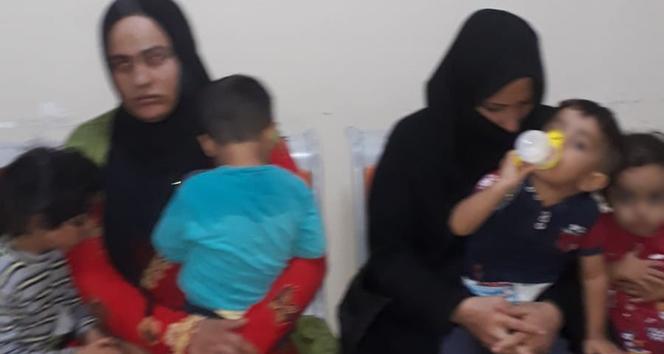Çocuklarını dilendiren annelere operasyon