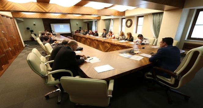 İntiharı Önleme İl Kurul Toplantısı