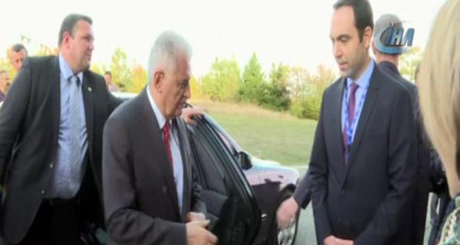 TBMM Başkanı Yıldırım, Avrupa Nükleer Araştırma Merkezini ziyaret etti