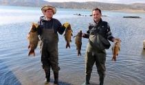 Denizi olmayan o ilimizden Avrupa'ya balık ihracatı!