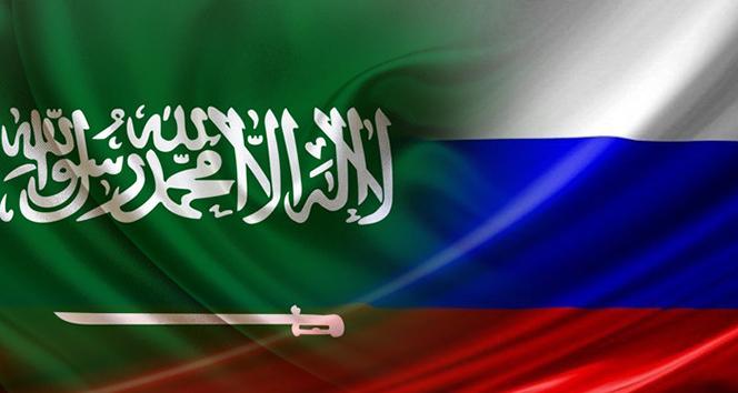 Rusya ve Suudi Arabistan arasında dikkat çeken görüşme