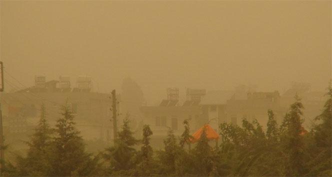 Düşük yoğunlukta toz taşınımının olması bekleniyor