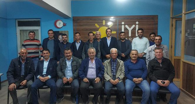 İYİ Parti'de istifa |Antalya haberleri