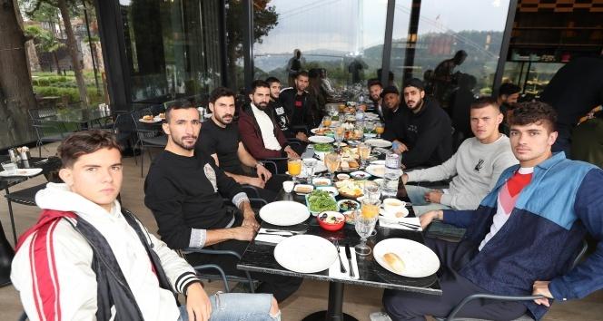 Fenerbahçe kahvaltıda bir araya geldi