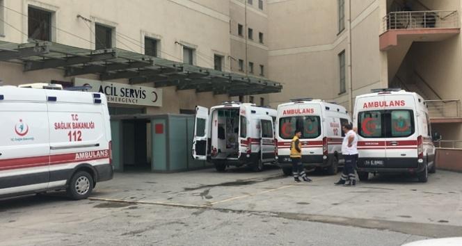 Et ve Süt Kurumu'nda çalışan 39 personel yedikleri yemekten zehirlendi