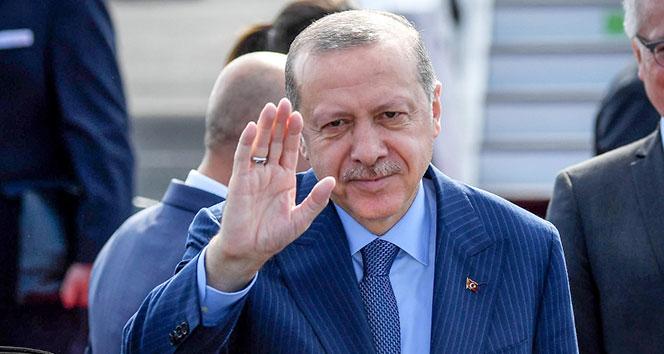 Cumhurbaşkanı Erdoğan yurda döndü...