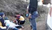 Yol kenarında baygın bulunan Suriyeli kızların sırrı ortaya çıktı