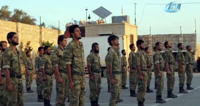 ÖSO'nun yeni birlikleri göreve hazır