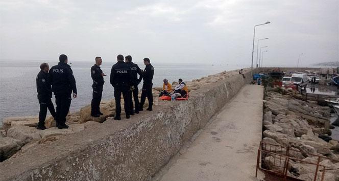 Silivri'de kıyıya vurmuş erkek cesedi bulundu
