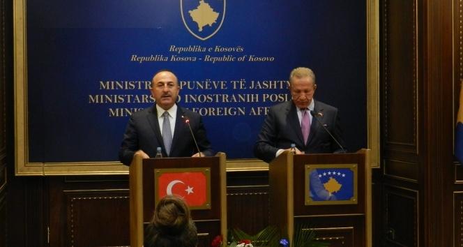 Dışişleri Bakanı Çavuşoğlu: 'FETÖ bir terör örgütüdür'