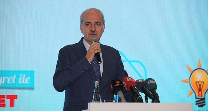 'AK Parti olarak bir kere daha tarih yazacağız'