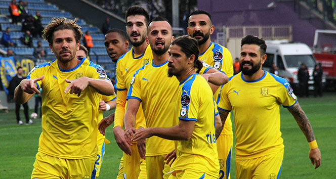 Ankaragücü 3 puanı tek golle aldı