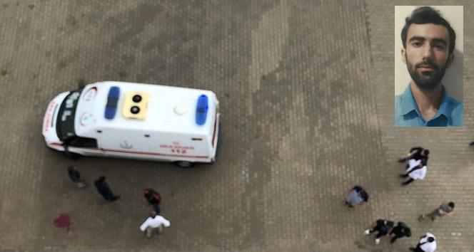 Yurdun 4. katından atlayan öğrenci hayatını kaybetti