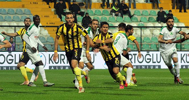 İstanbulspor, 3 puanı 3 golle aldı