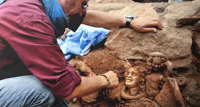 2300 yıllık kaleden tarih fışkırdı