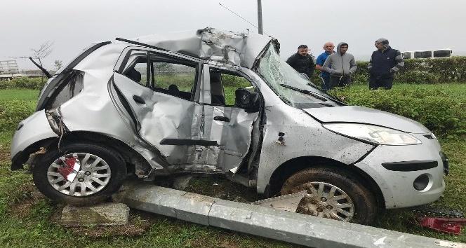 AK Partili Yöneticinin Eşi Kazada Hayatını Kaybetti