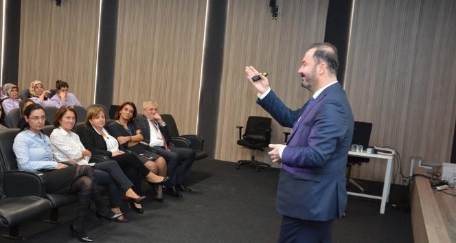 BEDAŞ'tan çalışanlarına meme kanserine yönelik bilinçlendirme semineri