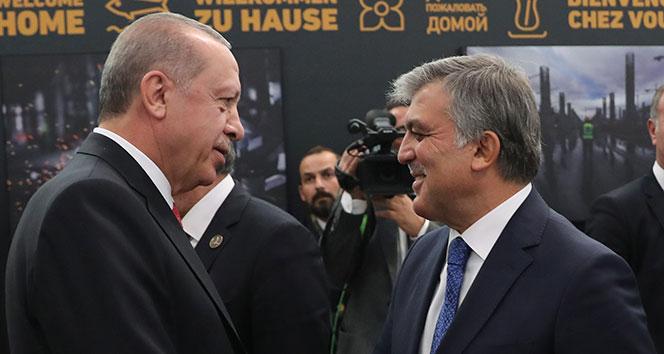 İstanbul Yeni Havalimanının açılışına lider akını