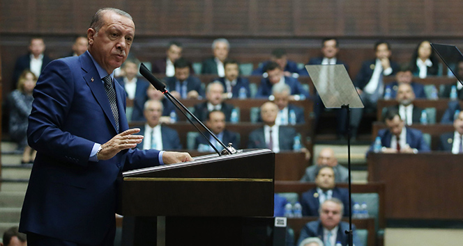 Cumhurbaşkanı Erdoğan: 'Eş zamanlı olarak ABD ve Türkiye saatiyle belirlenen zamanda yaptırımlar kaldırıldı'