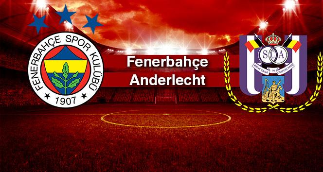 CANLI İZLE | Fenerbahçe - Anderlecht İdman TV Az TV şifresiz canlı izle | Fenerbahçe - Anderlecht şifresiz canlı izle