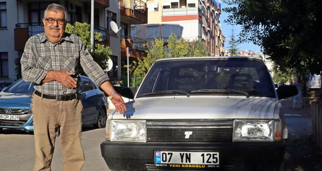 Antalya'da yaşayan emekli öğretmene İstanbul'dan şok ceza