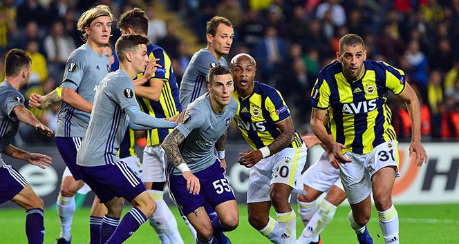 ÖZET İZLE | Fenerbahçe 2-0 Anderlecht özet izle goller izle | Fenerbahçe - Anderlecht kaç kaç?
