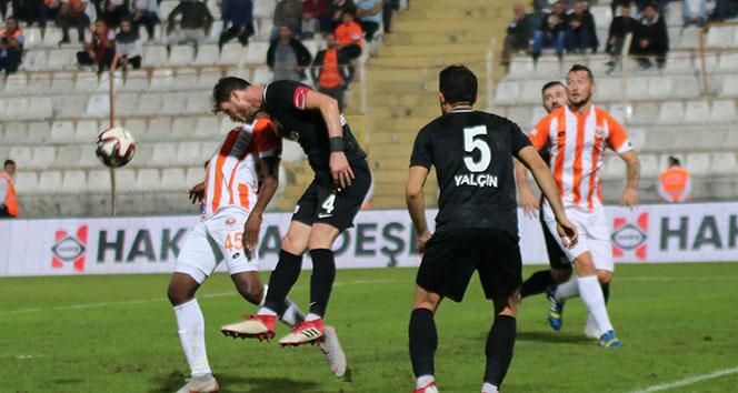 Adana'da kazanan yok!!