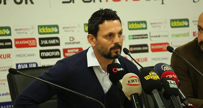 Erol Bulut'tan Fenerbahçe sözleri