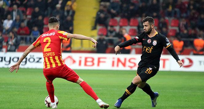 ÖZET İZLE | Kayserispor 0-3 Galatasaray özet izle goller izle | Kayserispor - Galatasaray kaç kaç?