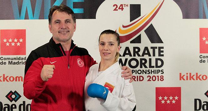 Serap Özçelik Arapoğlu dünya ikincisi oldu