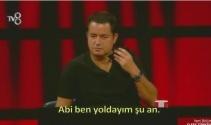 O Ses Türkiye'ye katılan yarışmacının yakını, stüdyoyu kahkahaya boğdu